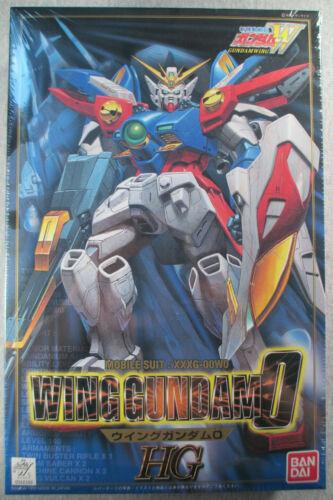 Wing Gundam 0 #048288 - HG 1/100 Scale Model Kit - Bandai  Gundam Wing