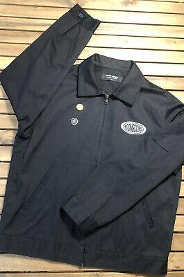 RARE Noon Goons Men's Jacket Color Black Size MEDIUM