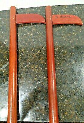 Pair of Wooden KAMAS Training Kamas - Martial Arts Weapons