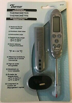 Thermor Dt131 Professional Waterproof Pocket Thermometer
