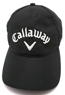 46f8928d023 CALLAWAY GOLF black adjustable cap   hat - Odyssey