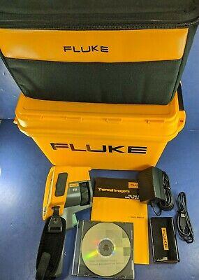 Fluke Ti9 9hz Infrared Thermal Imaging Imager Camera