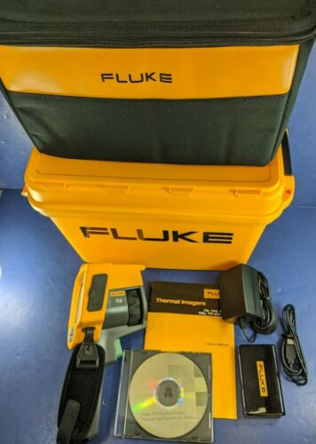 Fluke Ti9 9HZ Infrared Thermal Imaging Imager Camera
