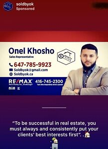 ⭐️Top Real Estate Agent Services in the GTA ⭐️ 1% Cashback