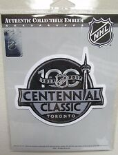 2017 NHL CENTENNIAL CLASSIC TORONTO MAPLE LEAFS OFFICIAL HOCKEY PATCH EMBLEM