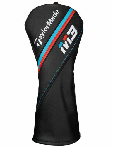 TAYLORMADE 2018 M3 FAIRWAY WOOD HEADCOVER HEAD COVER taylor-made - BRAND NEW
