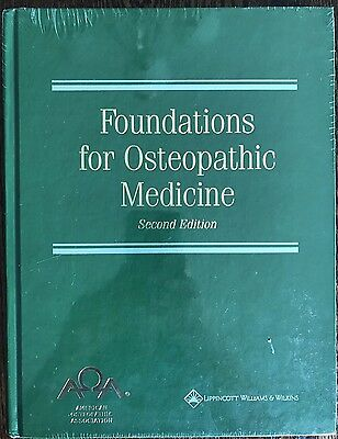 Foundations For Osteopathic Medicine  2002  Brand New