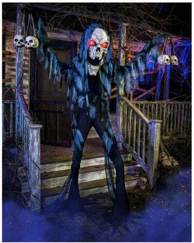Halloween 6 Ft. Catacomb Creature Animatronic - Decoration Prop [NEW]