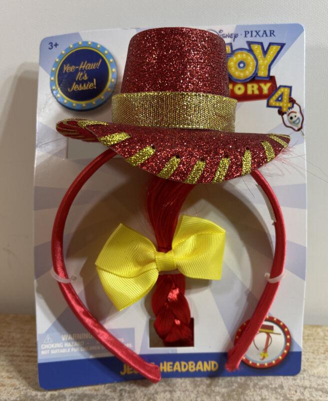 Disney Pixar Toy Story 4 JESSIE Costume Headband Hat NEW
