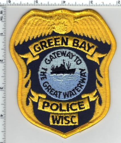 Green Bay Police (Wisconsin) 2nd Issue Shoulder Patch