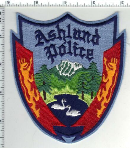 Ashland Police (Oregon) 2nd Issue Shoulder Patch
