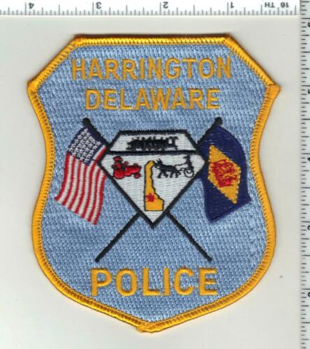 Harrington Police (Delaware) 2nd Issue Shoulder Patch