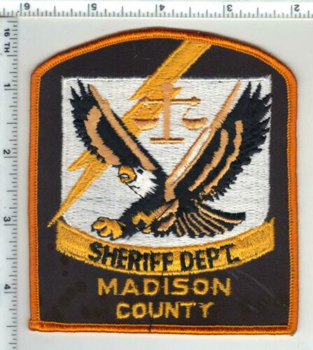 Madison County Sheriff (Alabama) 2nd Issue Shoulder Patch