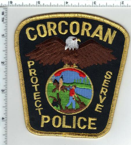 Corcoran Police (Minnesota) Shoulder Patch new from the 1980