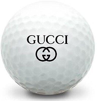 (3-Ball Gift Pack) Titleist Pro V1 Golf Balls (Gucci collectors LOGO Golf  Balls) d50b295d05b