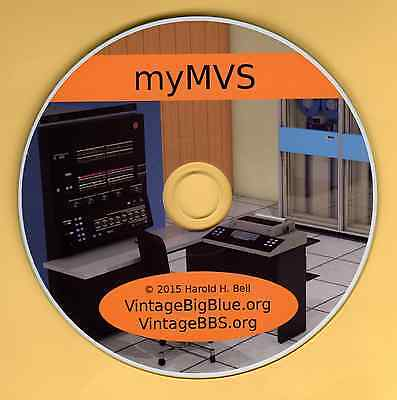 Great Mother Of Z Os         Ibm 370 Mainframe Os On Pc       Mymvs