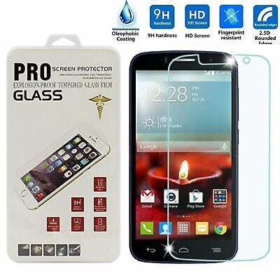 Premium Tempered Glass Screen Film Protector for Alcatel One Touch Pop Icon Cell Phone Accessories