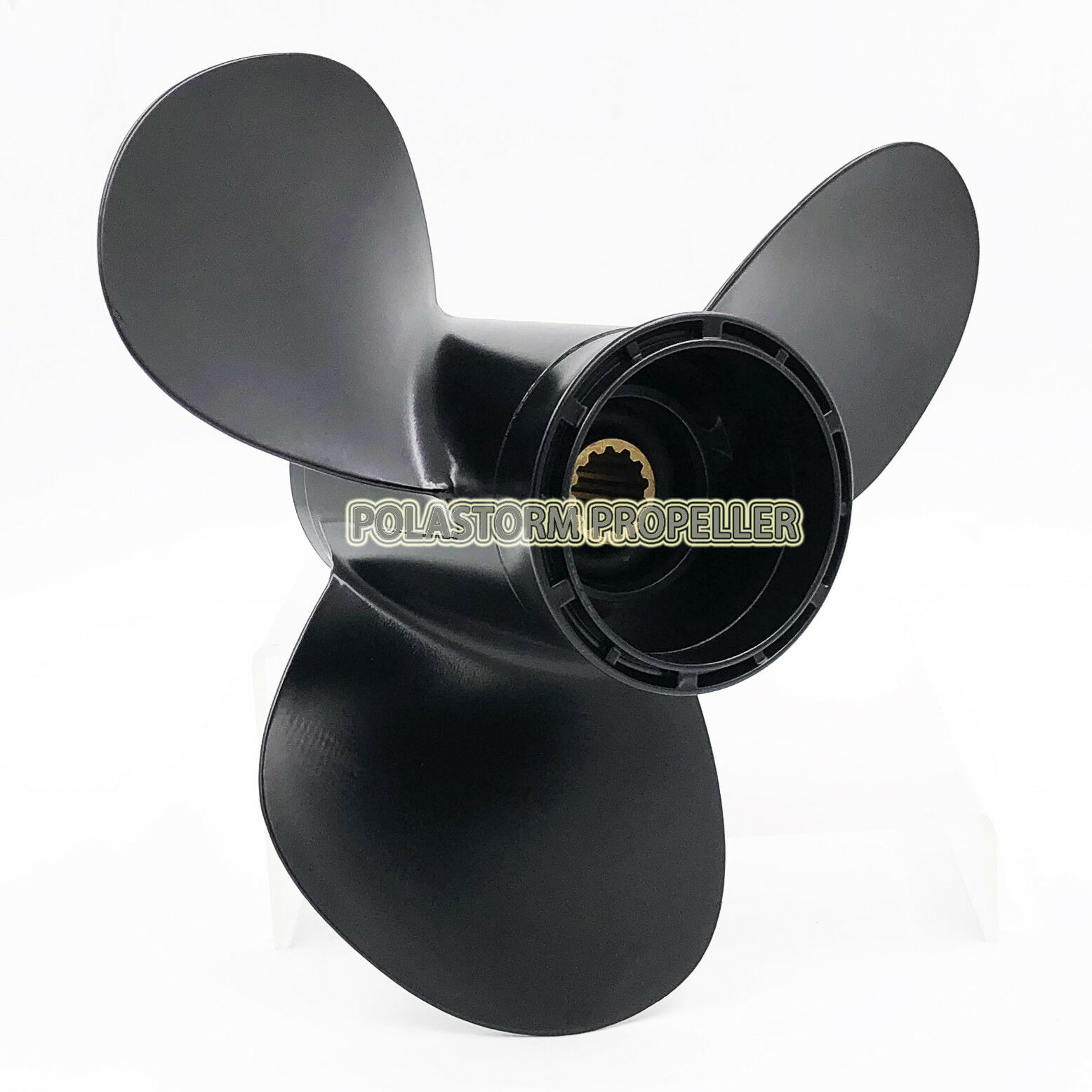 Aluminum Outboard Propeller 11 5/8x11P for Suzuki 35-65HP
