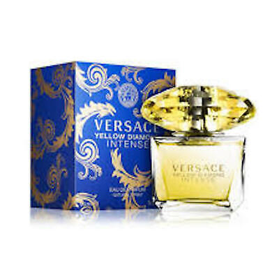 Versace Yellow Diamond Intense EDT Spray For Her 5/10ml Genuine Decant