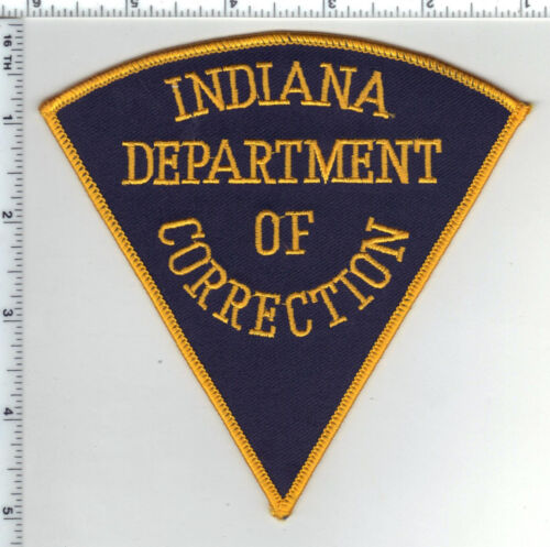 Indiana Department of Correction Shoulder Patch - new