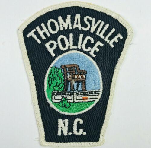 Thomasville Police North Carolina Patch