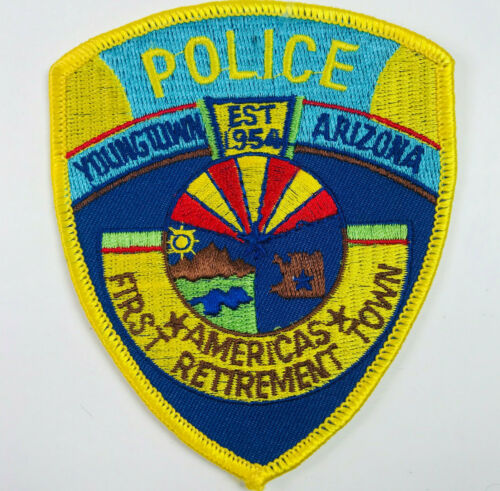 Youngtown Police Maricopa County Arizona Patch