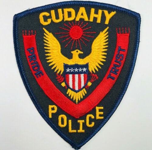 Cudahy Police Wisconsin Patch
