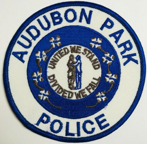 Audubon Park Police Jefferson County Kentucky KY Patch (A3)