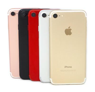 Apple iPhone 7 Carrier Option AT&T T-Mobile Factory Unlocked 4G All Colors