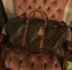 Vintage 80s Louis Vuitton Duffle bag