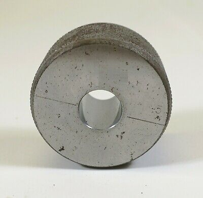 Plain Bore Gage Setting Ring Master Gauge 0.6000 In To 0.9999 In Choose One