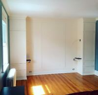 Professional Cabinetry / Millwork  installation
