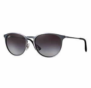 e7d3297f4d0f0 Ray-Ban Sunglasses Rb3539 192 8g Erika Metal Pilot Shape Size 54 for ...