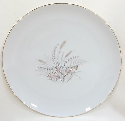 Vintage Serving Platter   Chop Plate Stone China Of Japan  Diane 1974  White