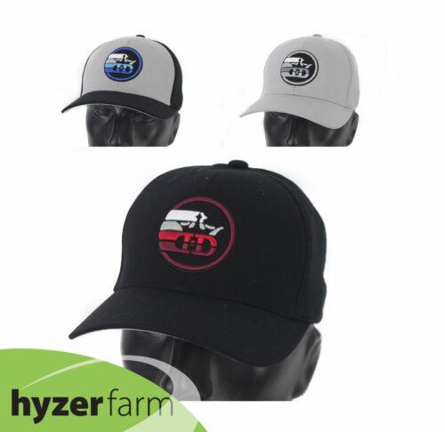 DYNAMIC DISCS IN FLIGHT FlexFit Hat *pick color/size* Hyzer Farm disc golf cap