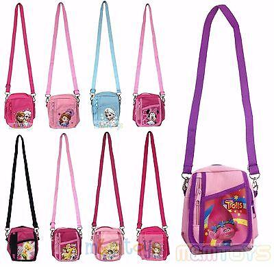 Disney Frozen Minnie  Trolls Camera Lanyard Messenger Shoulder Cross Purse/Bag - Frozen Camera