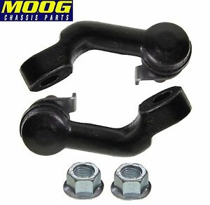 Pair Set of 2 Front Sway Stabilizer Bar End Links Moog Fits Infiniti G35 AWD