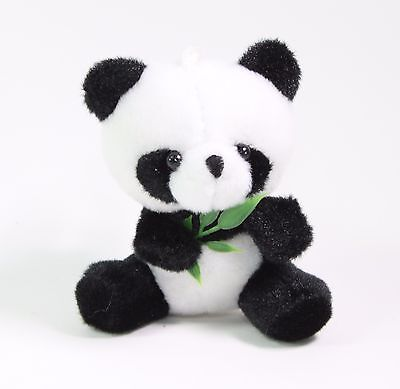 Panda Stuffed Animals (Cute Panda Stuffed Plush Wall Window Hanging Animal Toy Birthday Gift US)
