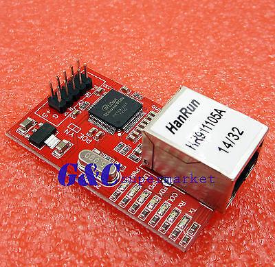 Mini W5100 Lan Ethernet Shield Network Module Board For Arduino M112