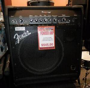 FENDER BASSMAN AMP 200W Midland Swan Area Preview