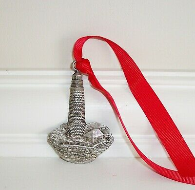 Hampshire Pewter Company Christmas Ornament