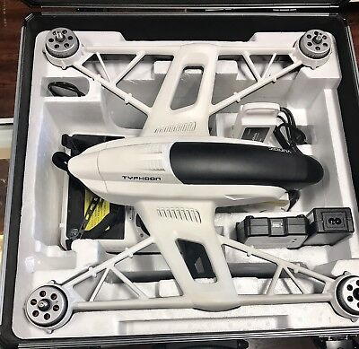 Yuneec Q500+ Typhoon Quadcopter Drone CGO2+ Camera FOR PARTS
