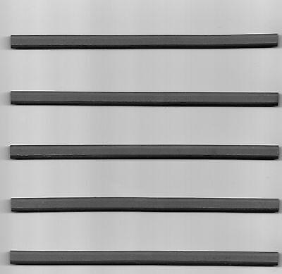 5pcs 10mm*200mm ferrite rod For Crystal Radio antenna