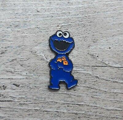 Sesame Street Cookie Monster Enamel Pin Badge Brooch Bag Accessories Hobby Gift