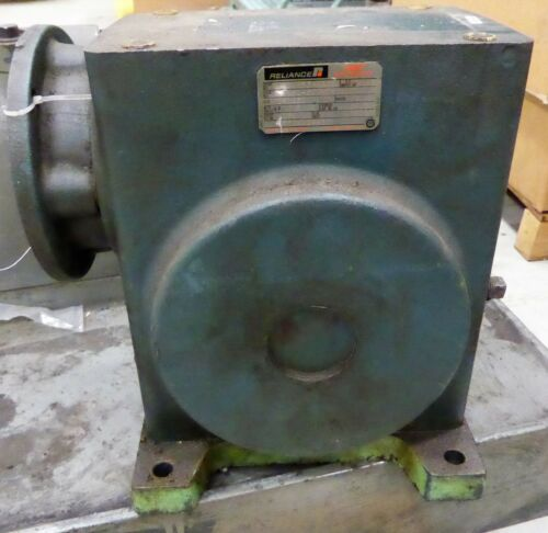 Reliance Tigear Speed Reducer 50:1 Ratio  2 HP 10007534-PC