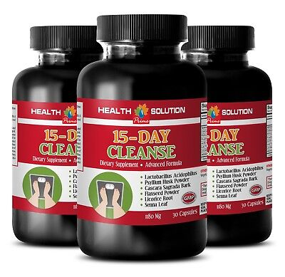 Fat burn fast - 15 DAYS CLEANSE - 3 B - licorice root supplement