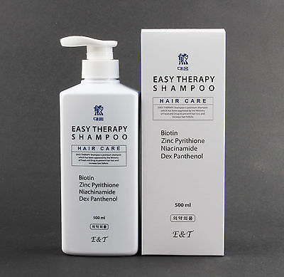 Korean Best Easy&Therapy Anti Hair Loss Shampoo 500ml Brand New Free Shipping