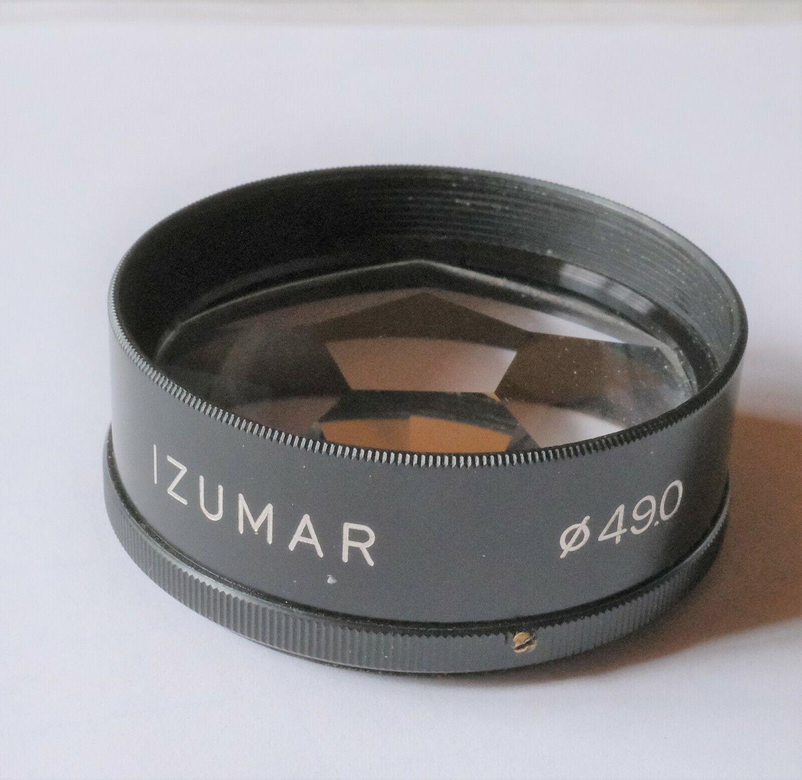 IZUMAR 49mm Effektfilter