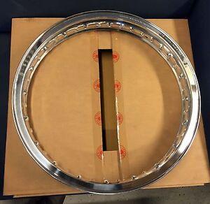 Ducati bevel twins 900 SS Borrani wheel rim 4777 nieuw sale price FREE SHIPPING