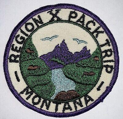 Boy Scout Region 10 Pack Trip 1930s/40s